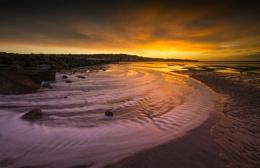 Sunrise swirls