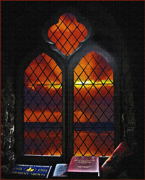 Church Window by mudge