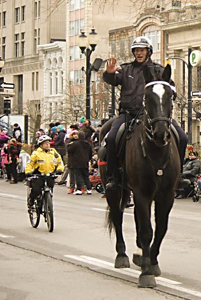 the Hamilton Police Service by TimothyDMorton