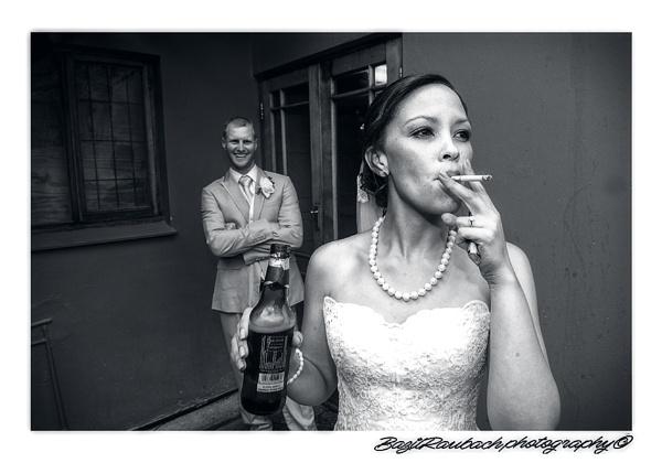 Bride\'s break by Zilba