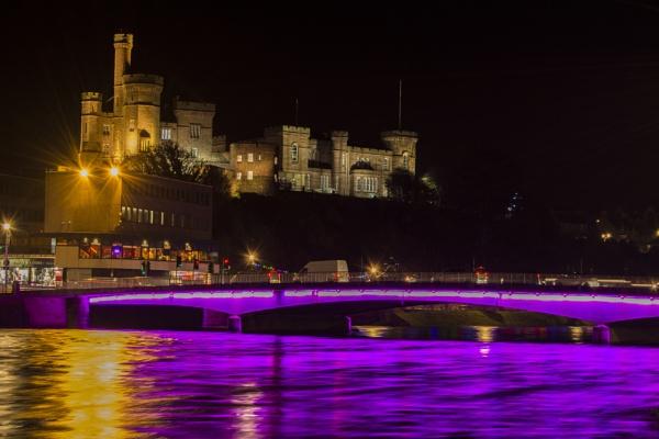 Inverness Castle by GAJ