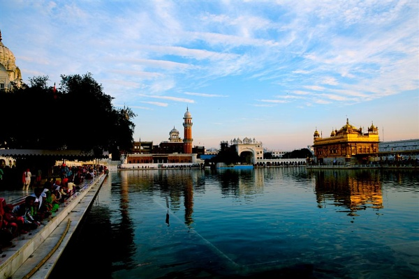 Golden Temple. by WimpyIskandar