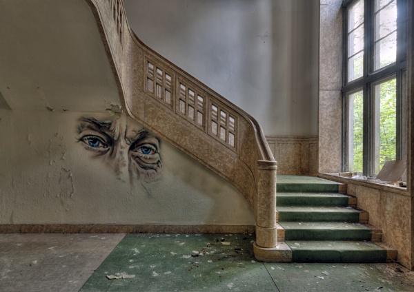 Eye Spy With My Little Eye by MartinBrown