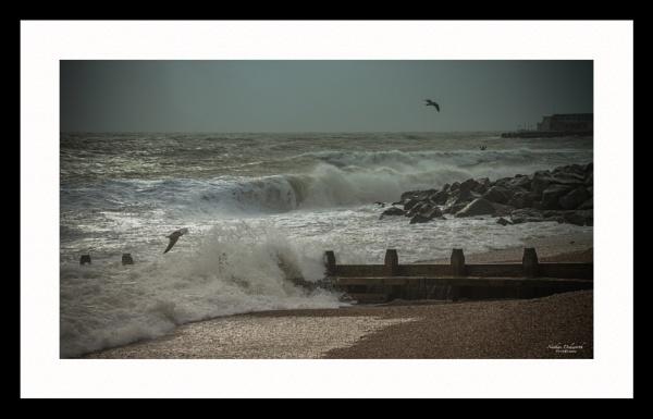 Tumultuous Tides by NDODS