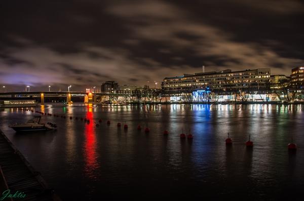 Stockholm by jaktis