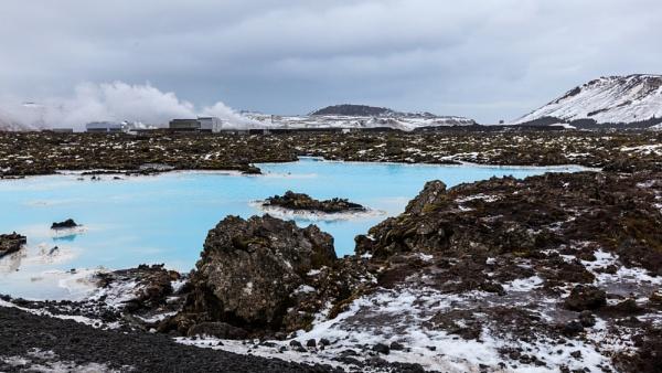 The Blue Lagoon, Iceland by pdunstan_Greymoon
