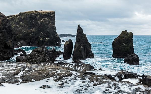 Reykjanes Peninsula by pdunstan_Greymoon