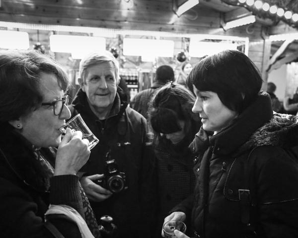 Friends Talking by Wilco54