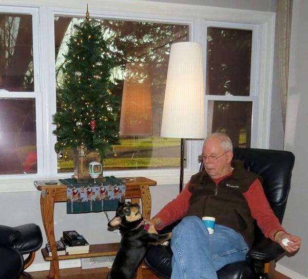 Preparing for Christmas by doerthe