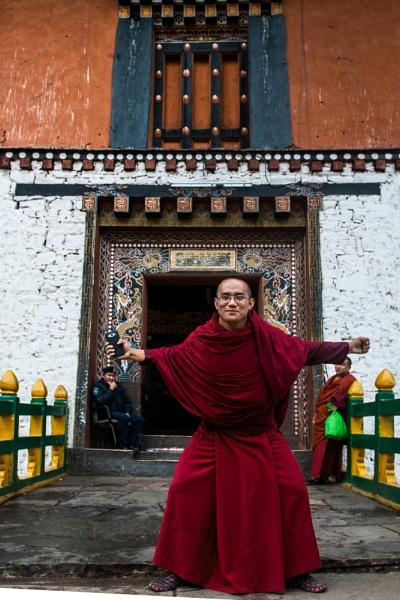 Bulletproof monk by mmz_khan