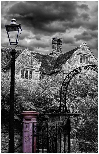 "\""Arreton Manor\"" IOW by badgerwil70"