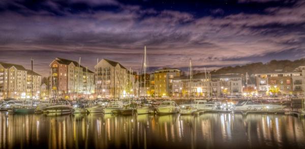 Portishead Marina by andybebbs