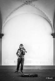 The violinist Koblenz