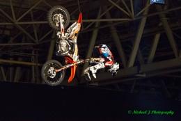 A Monster of an evening at Birmingham Arena Cross