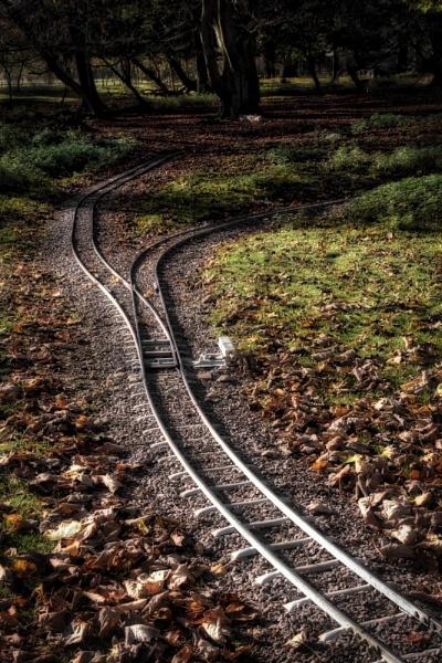 Belton Miniature Railway by KymeWeb