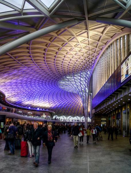 Kings Cross Station London by StevenBest