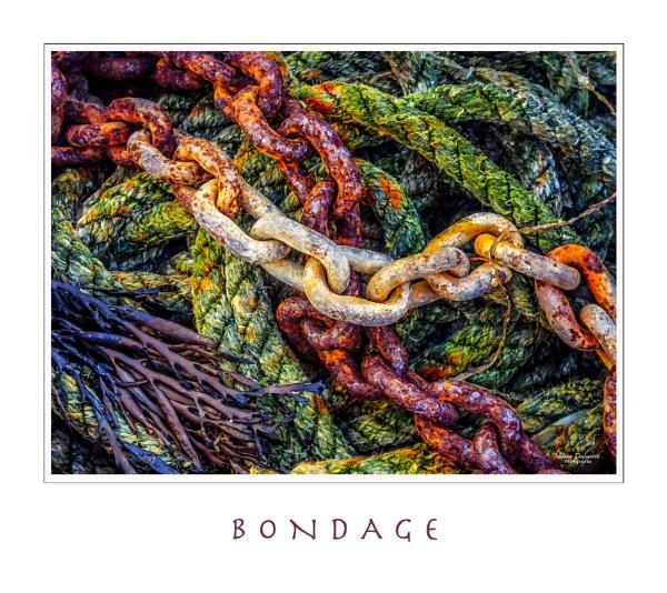 Beach Bondage by NDODS