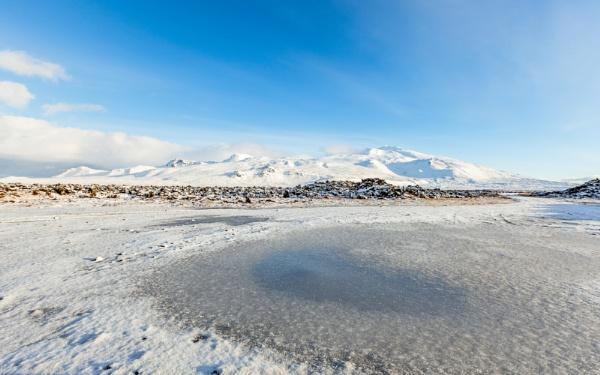 Snæfellsjökull National Park by pdunstan_Greymoon