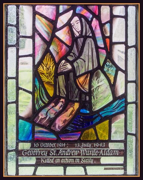 Memorial Window, Healey by JawDborn