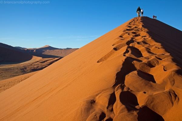 Namib Desert, Namibia Part 4  Sossusvlei Dunes by brian17302