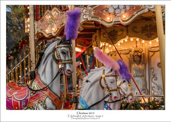 Christmas 2015 Edinburgh Celebrations - image 2 by MunroWalker