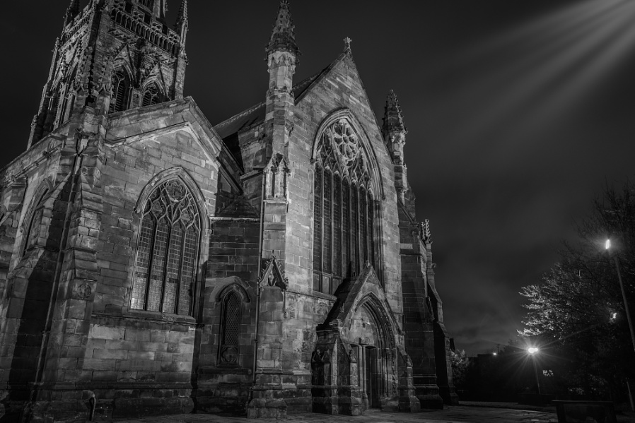 Church Rays