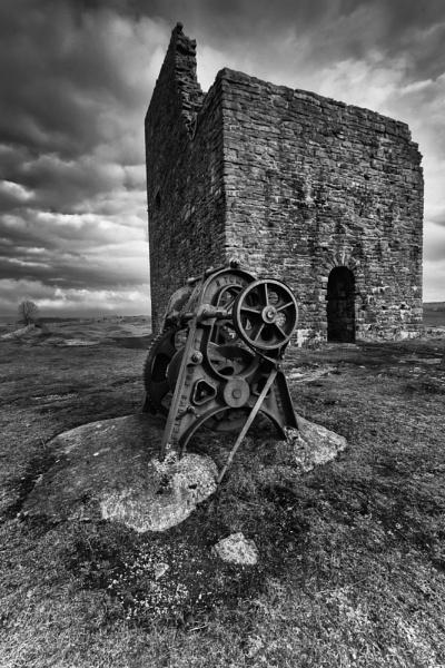 Magpie Mine Derbyshire by Legend147
