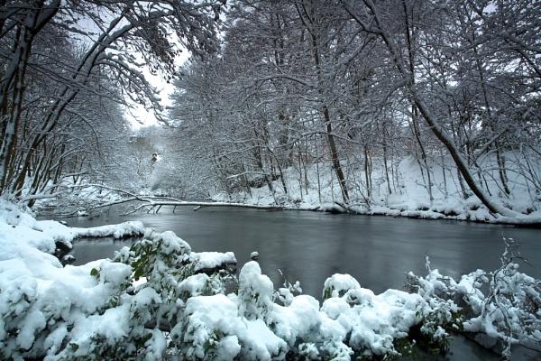 River Derwent Winter by Legend147