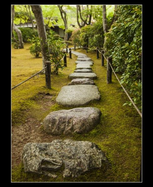 Steps Taken Alone by Tamila77