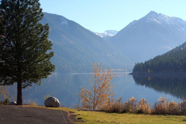 Wallowa Lake, Oregon by Phyllis007