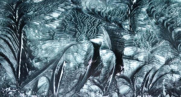 Frost on the windscreen by HelenMarie