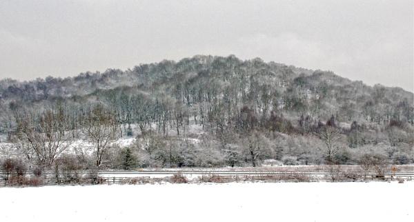 Snow ridge by davidb