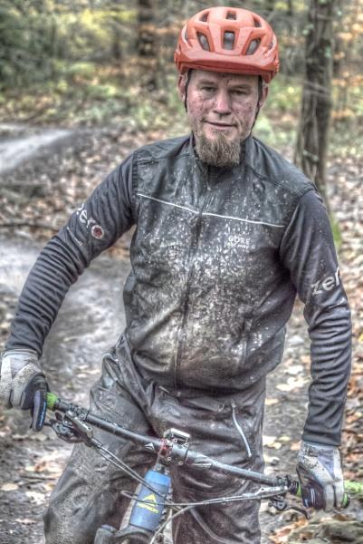 Mountain Biker Bristol by andybebbs