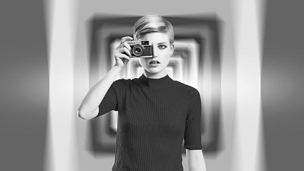 Camera Girl by K4RL