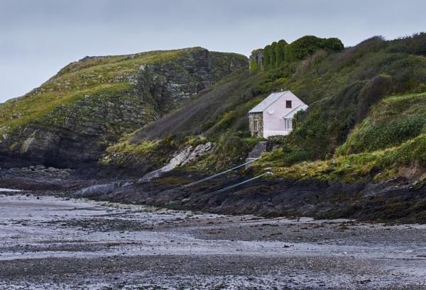 Welsh Coast by Meditator
