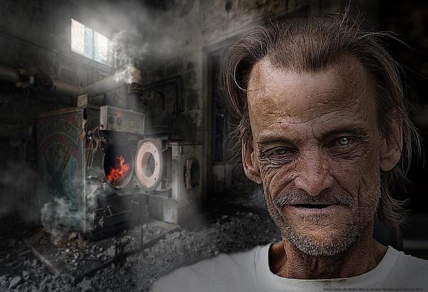New York Boiler Repairman by Barrotti