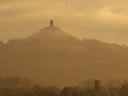 Dawn at the Tor