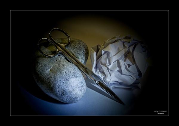 Paper, Rock, Scissors by NDODS