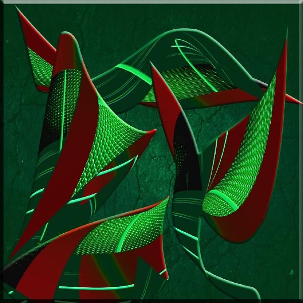 Emerald Grace by Bonvilston