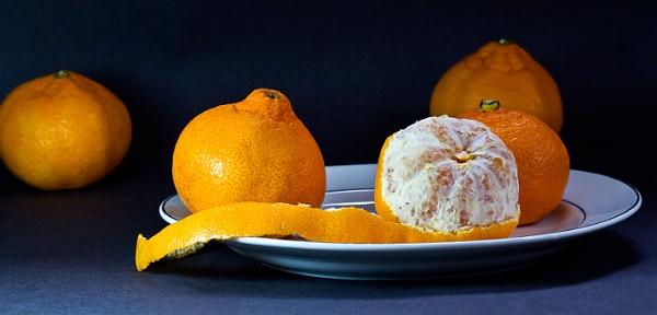 5 tangerines by Boleskine
