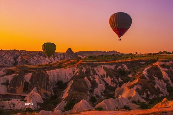 take off at dawn by frida06