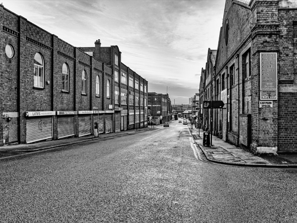 Morning, Digbeth, Birmingham by PentaxMac