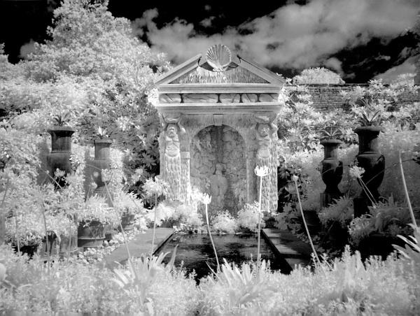 Arundel House Garden by peterjread