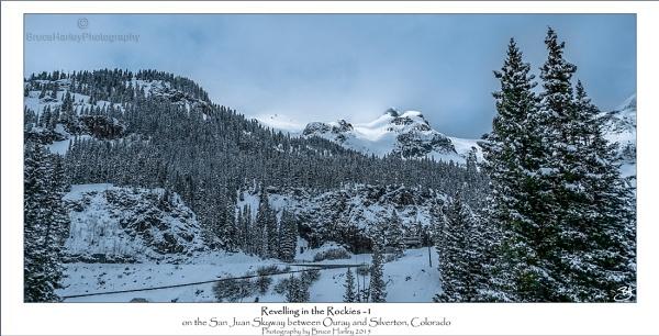 Revelling in the Rockies by MunroWalker