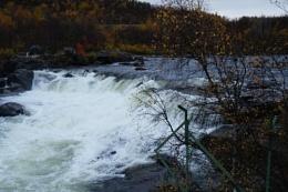 Naatamo waterfall
