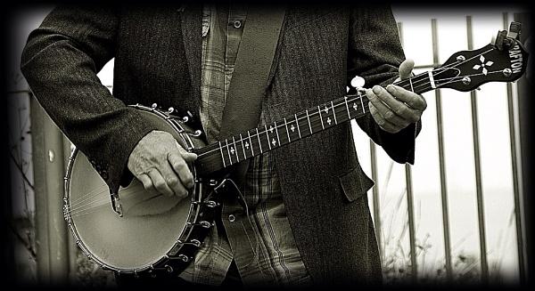 Banjo by newty1