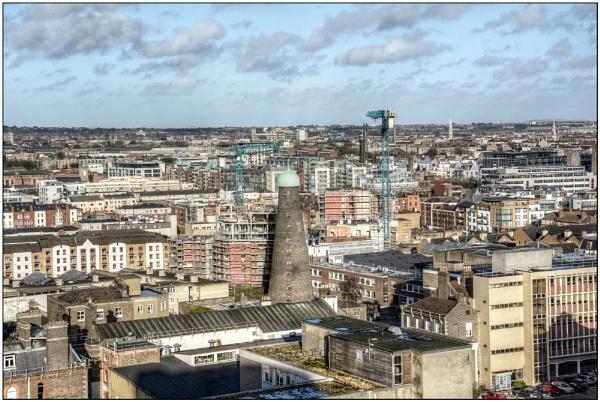 Dublin Panorama by TrevBatWCC