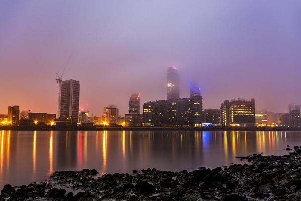 City Mist by sitan1