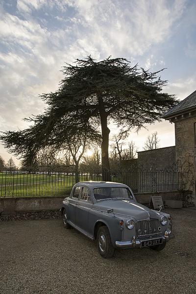Classic car by oliverivorybray