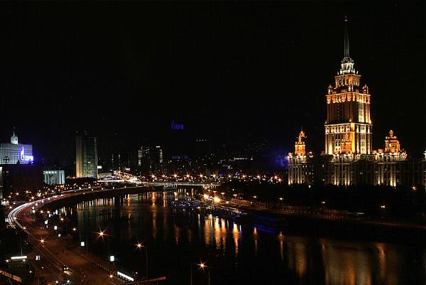 Hotel Ukraine - Moscow by mdiniz